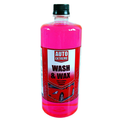 1 Litre Auto Extreme Wash And Wax Deep Cleaning 1034 (Parcel Rate)