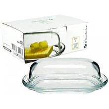 Load image into Gallery viewer, 1 PC BUTTER DISH IN GIFT BOX 98402 (Parcel Rate)