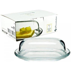 1 PC BUTTER DISH IN GIFT BOX 98402 (Parcel Rate)