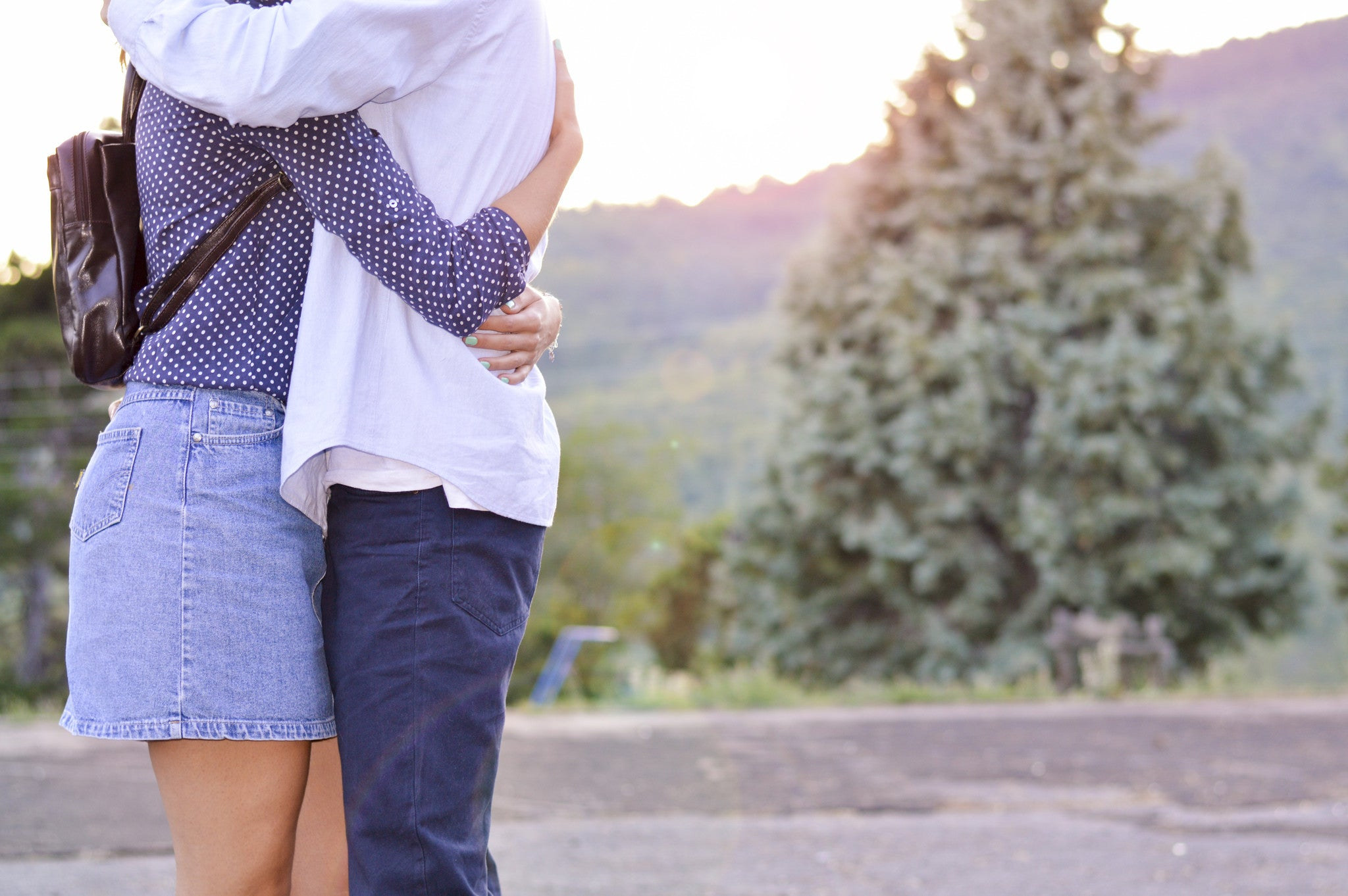 Hug For Health: The Importance of Touch