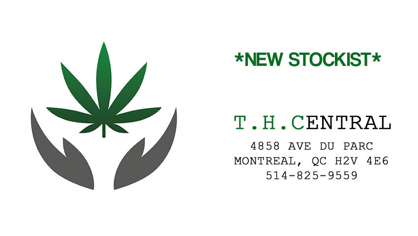 *NEW STOCKIST ALERT* T.H.Central