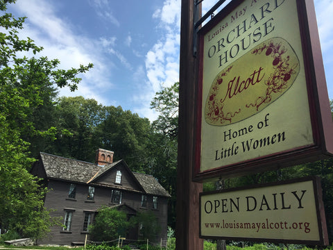 The Orchard House (Louisa May Alcott)