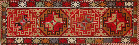 Uzbek Namprash Bag Face Suzani Pillow