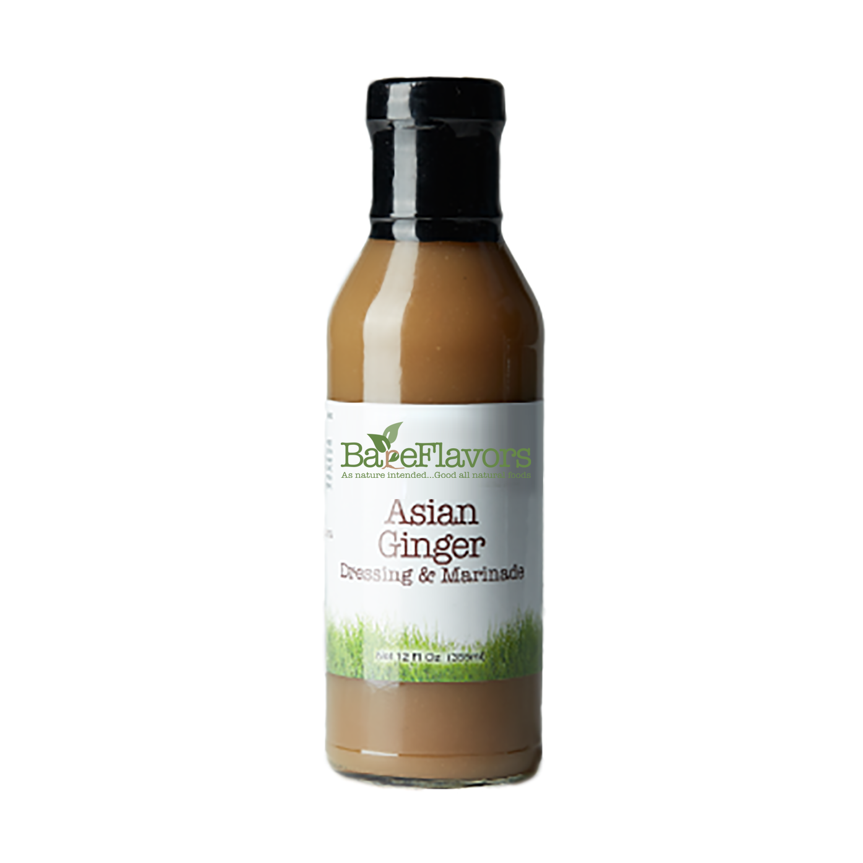 Asian Ginger Dressing Marinade Bare Flavors Inc
