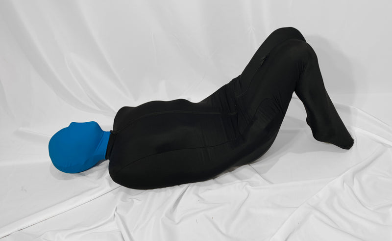 Self Bondage Spandex Sleepsack