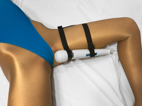 Vibrator Harness (Thigh Style)