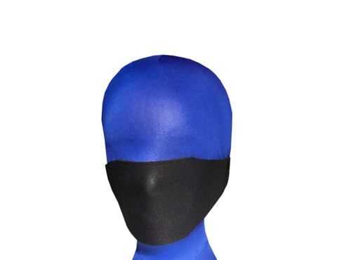 Neoprene Panel Gag (Silicone Ball, Over the Nose Style)