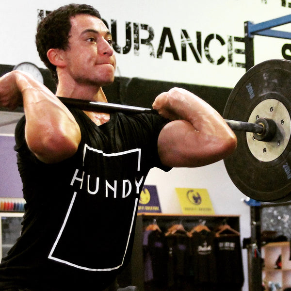 Raph Freedman from The Mind Muscle Project's Tips for 16.3 of the CrossFit Games Open