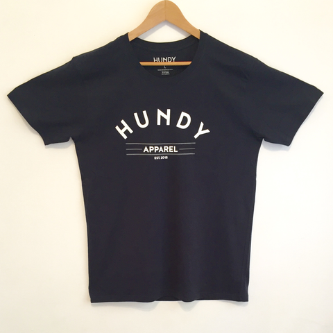 Tee: Embrace in Navy