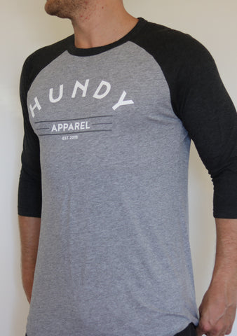 The Hundy Raglan - Unisex