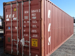 Storage Container - Mason Builders Corp