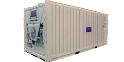 Refrigerated Containers - Mason Builders Corp