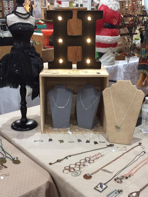 Vintage Market Days-North Alabama - Jewelry
