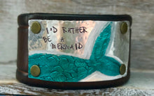 Load image into Gallery viewer, Mermaid Cuff