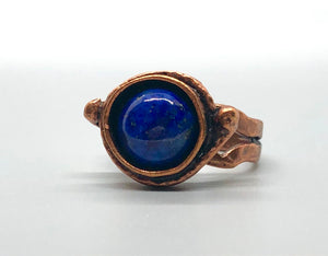 Copper-Lapis