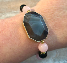 Load image into Gallery viewer, Botswana Agate Bracelet