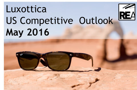 Luxottica Competitive Intelligence - US positioning