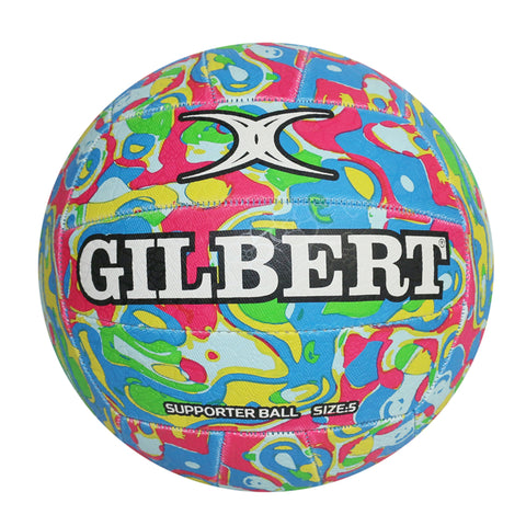 Glam Psychedelic Netball