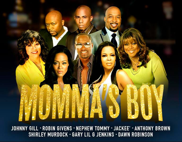 ON TOUR: Momma's Boy