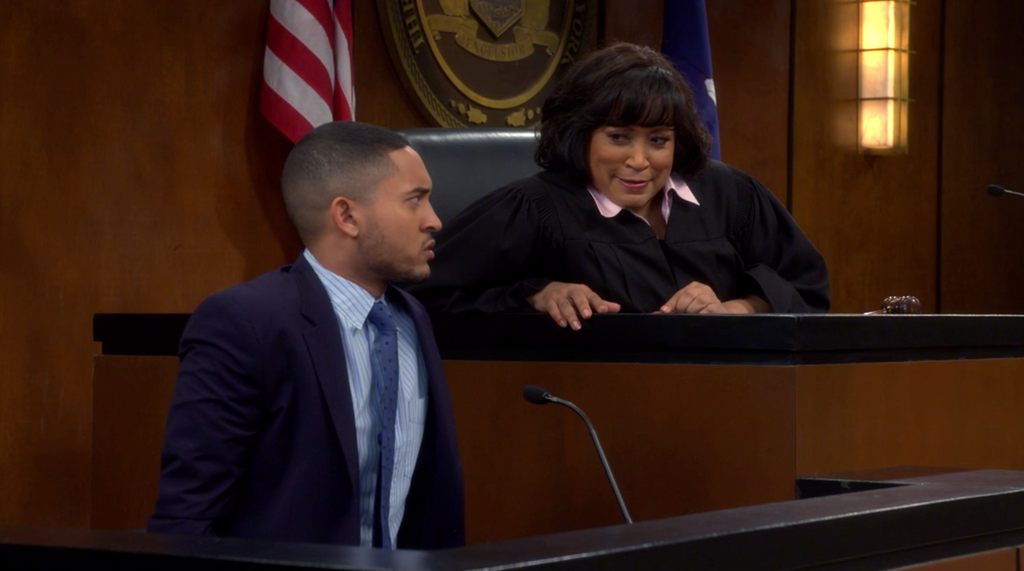 "Jackée Guest Stars on ""Baby Daddy"" May 15 on Freeform"