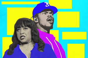 "Chance The Rapper features Jackée on ""The Big Day"""