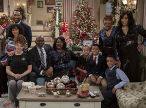 "A ""Family Reunion"" Christmas Available Dec. 9 on Netflix"