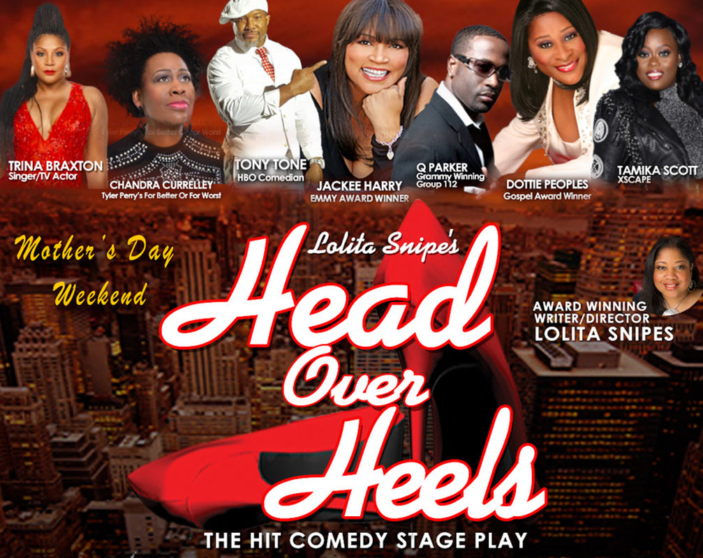 "DC: Catch Jackée In ""Head Over Heels"""