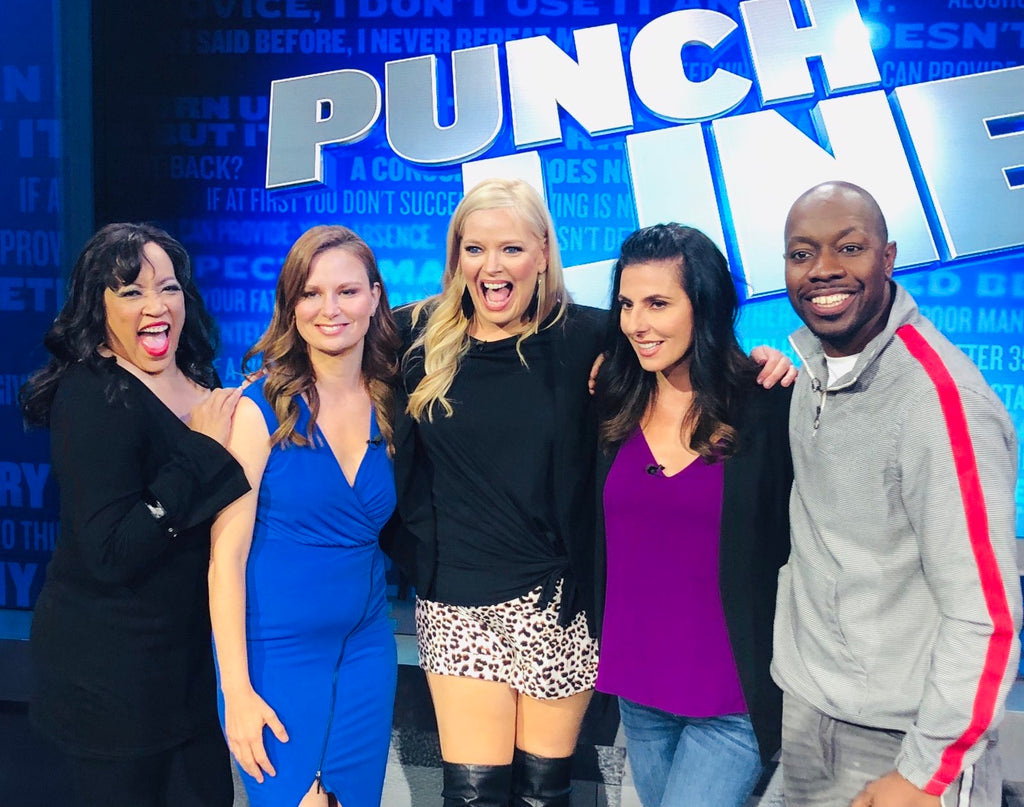 "Jackée Plays ""Punchline"" July 16 on FOX"