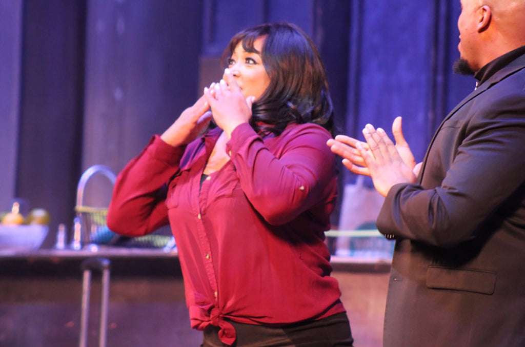 "Jackée Returns to ""Walking By Faith"" October 27"