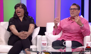 "Jackée on ""Caroline & Friends"" Aug. 16"