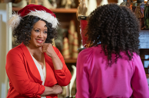 """Carole's Christmas"" Premieres Nov. 22 on OWN"