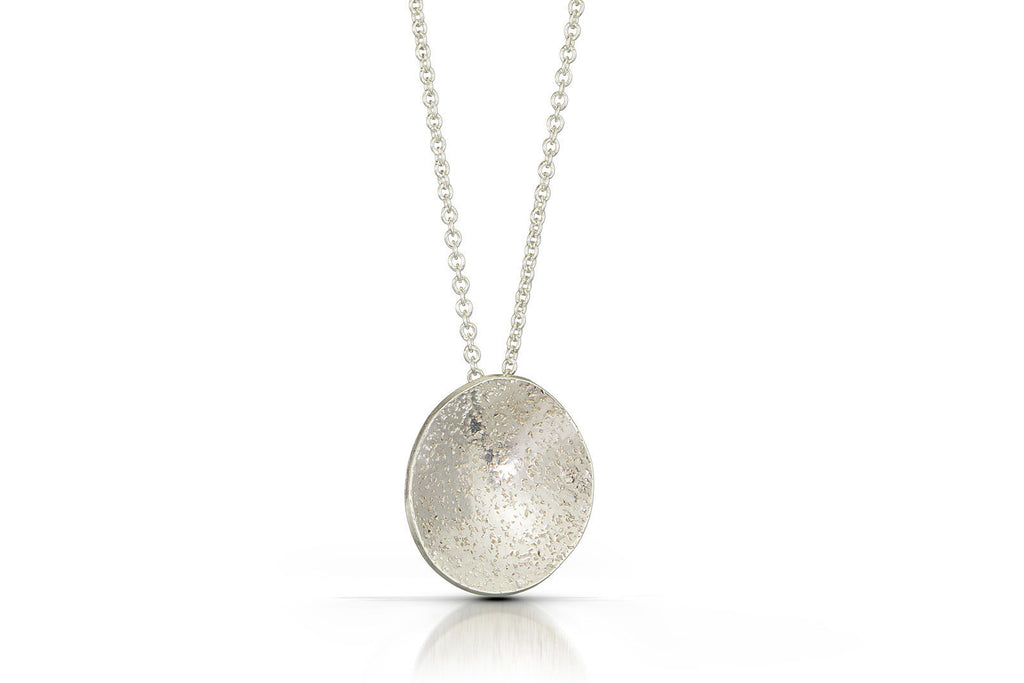 Speckled Pendant - Polished