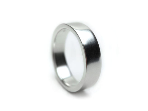 Classic Band Ring - Wide