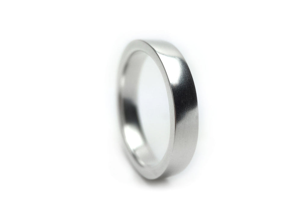 Classic Band Ring - Narrow