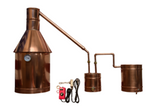 10 Gallon Electric Moonshine Still with 110v electric element