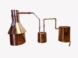 2 Gallon Moonshine Still with Electric Hotplate