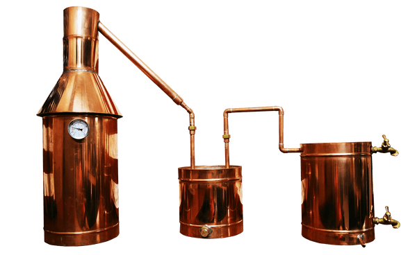 5 Gallon Complete Copper Moonshine Still