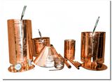 25 Gallon EZ Kit Moonshine Still: All the parts you need for a complete copper still