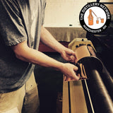 TDN Employee building a moonshine still part