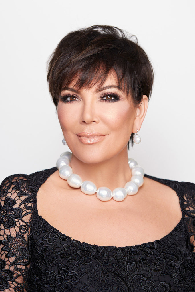 Kris Jenner Signature Collection South Sea Barrel Baroque Pearl Necklace
