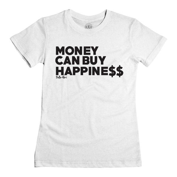 Baller Happine$$ Women's Tee