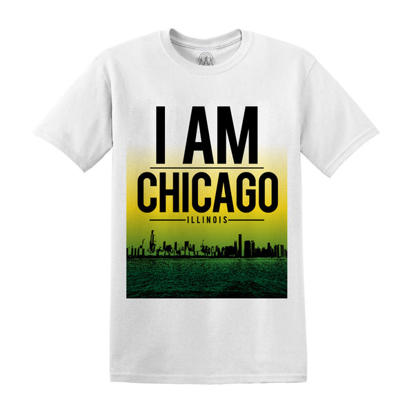 I Am Chicago Tee