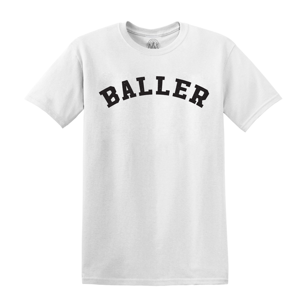 Baller Alert Mo Money No Problems Tee