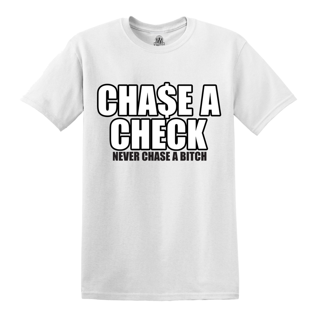 Chase A Check Tee