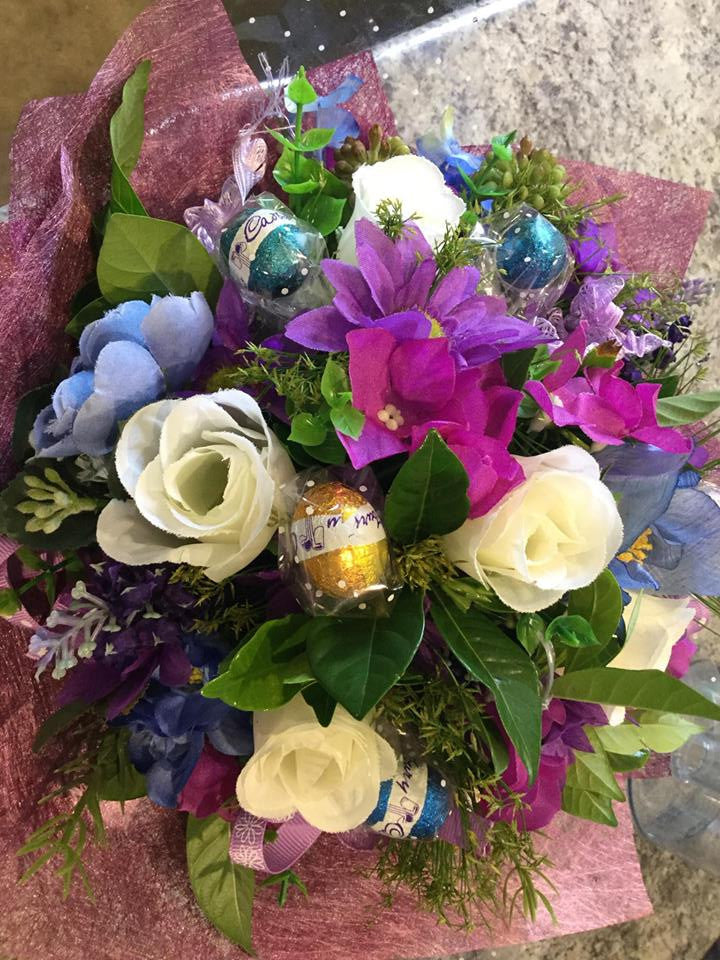 Easter Posy - April 9