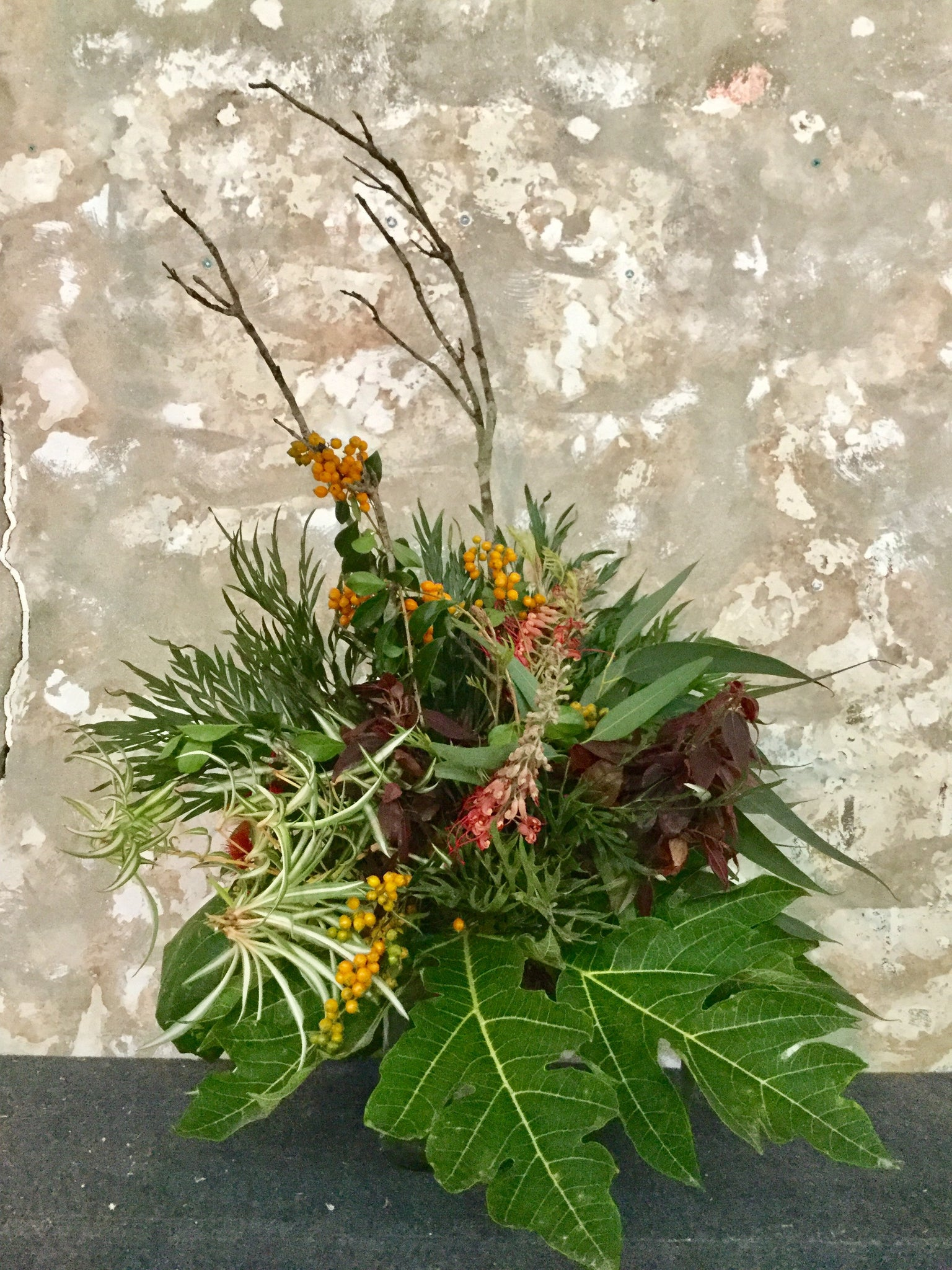 Mixed Garden Posy - September 9