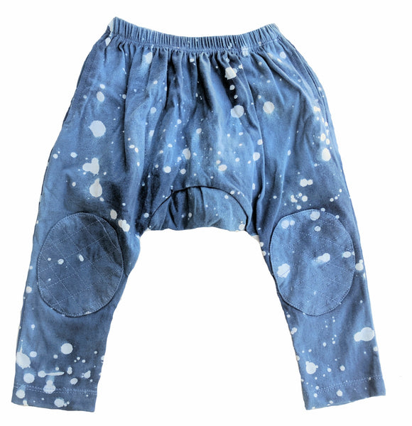 Theo Drop Crotch in Stardust Indigo - Louv
