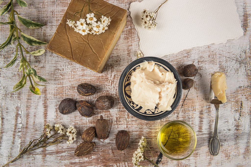 Shea butter: an African jewel