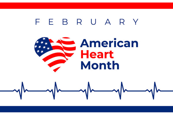 5 facts about the American heart month