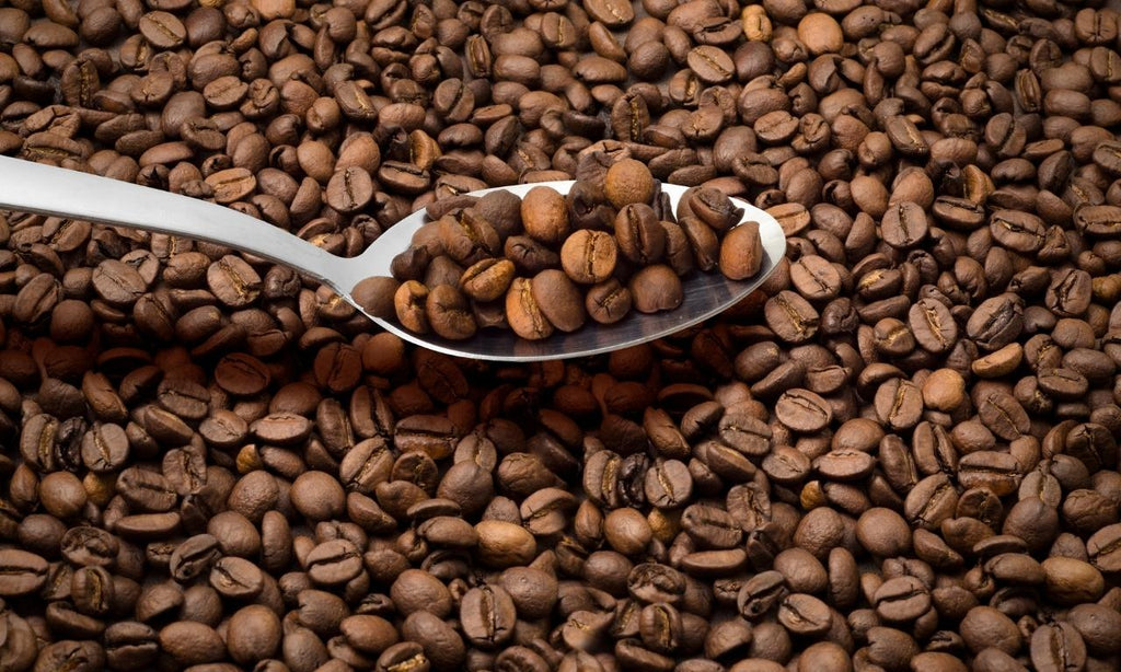 How does caffeine benefit the skin?